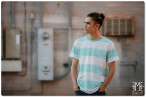 Class of 2017 HS Senior Boy Portraits by marriottphoto.com downtown tempe urban
