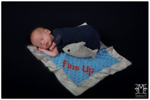 newborn, boy, blue, studio